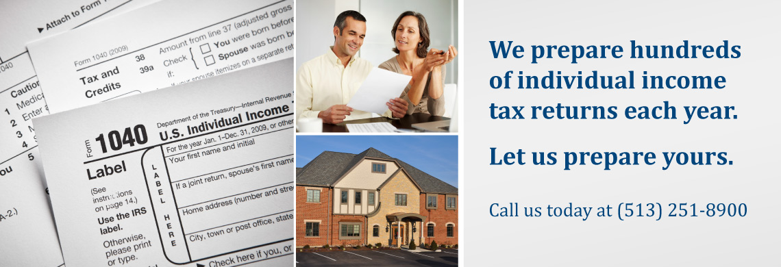 Individual Income Tax Preparation Since 1976